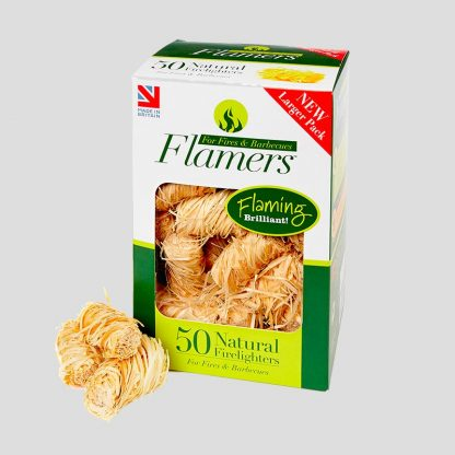 Pack of high quality firelighters