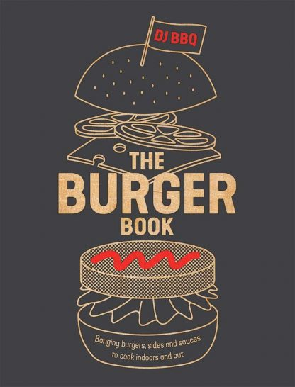 DJ BBQ Burger Book